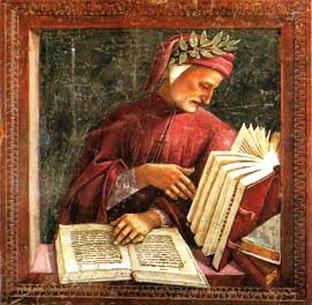Retrato de Dante - Signorelli - Catedral de Orvietto