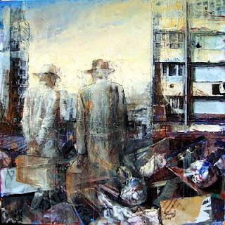 El exilio - Martin Riwnyj