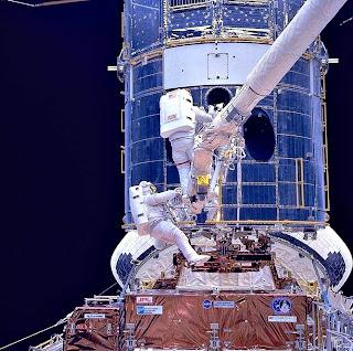 Reparación del Hubble