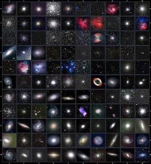 Catálogo Messier de objetos molestos