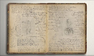 Cuaderno de William Blake