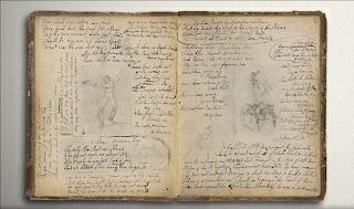 Cuaderno de William Blake