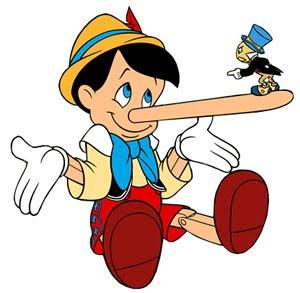 Pinocho y Pepito Grillo