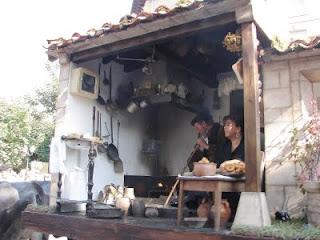 1º Premio: 'En casa del ermitañu, un bautizu al añu', de Entrambasaguas