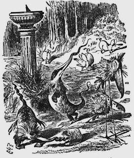 Ilustración de Sir John Tenniel