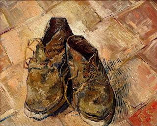 Zapatos - Vincent Van Gogh