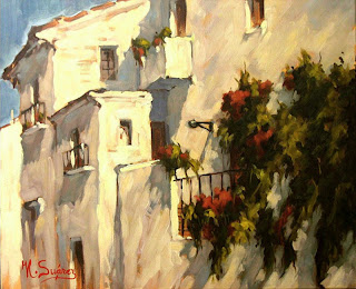 Casas blancas - José Luis Suárez