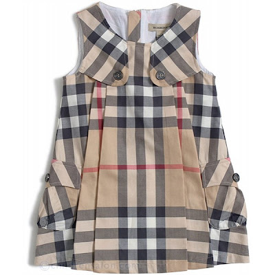 Burberry Children Gallery Baby Clothes Kids Clothing