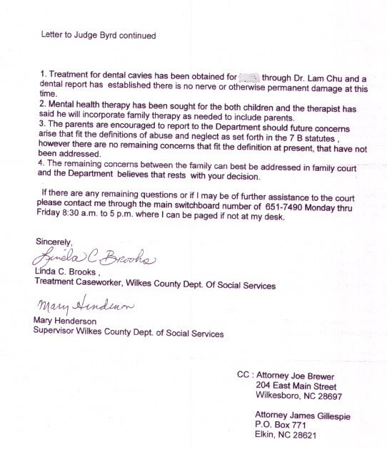 galleria blog example of cover letter for job