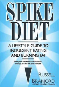 Spike Diet Book on Amazon