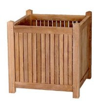 18-inch Square Planter Box