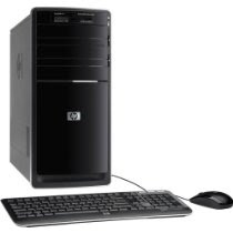 HP Pavilion P6210F Black Desktop PC (Windows 7 Home Premium)