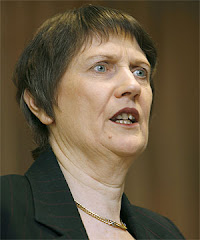 Helen Clark on UNDP&#39;s own corruption (Can she be trusted?)