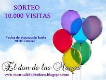 SORTEO POR LAS 10.000 VISITAS!!!!