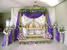 Pelamin Perkahwinan 1