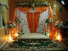 Pelamin pertunangan atau Menyambut Menantu 2