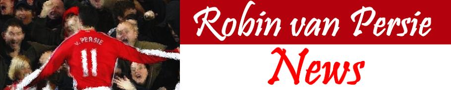 Robin van Persie | RVP Fan Site