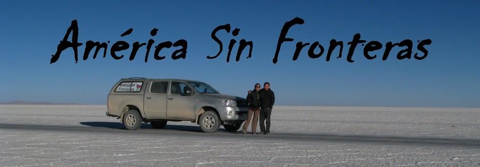 América Sin Fronteras