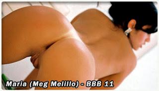 Maria Meg Melillo A Gostosona Do Bbb