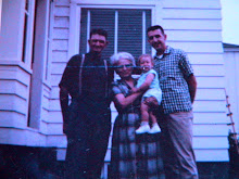 "great grandparents, dad, and my ""big brother"", m"
