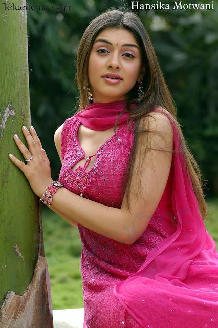 Hansika Motwani Indian Model Actress