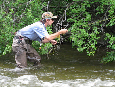 Colorado fly fishing reports august 2009 for Boulder creek fishing