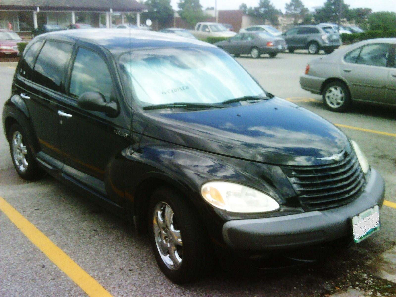 South Kansas City Observer Chrysler s PT Cruiser Fades into History