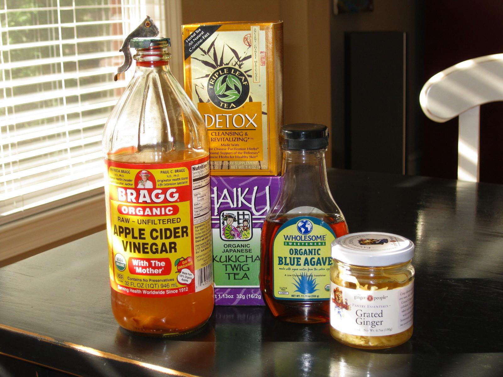 Does triple leaf detox tea work