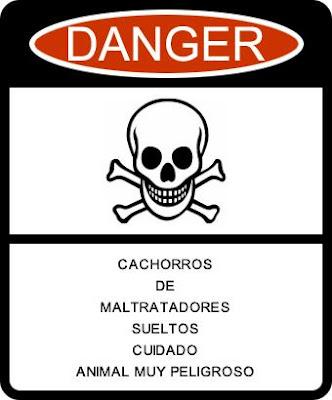 Peligro+maltratadores