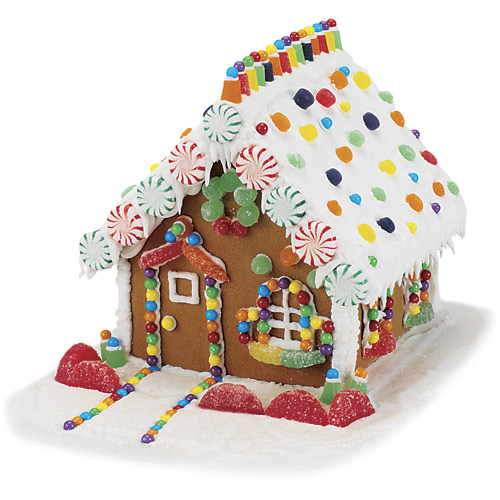 Gallery For gt Real Gingerbread House