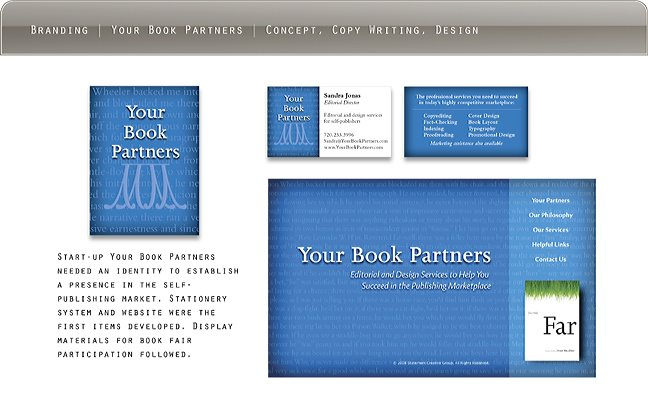Your Book Partners