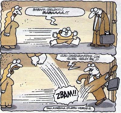Yiğit Özgür karikatür - Kalite Blog