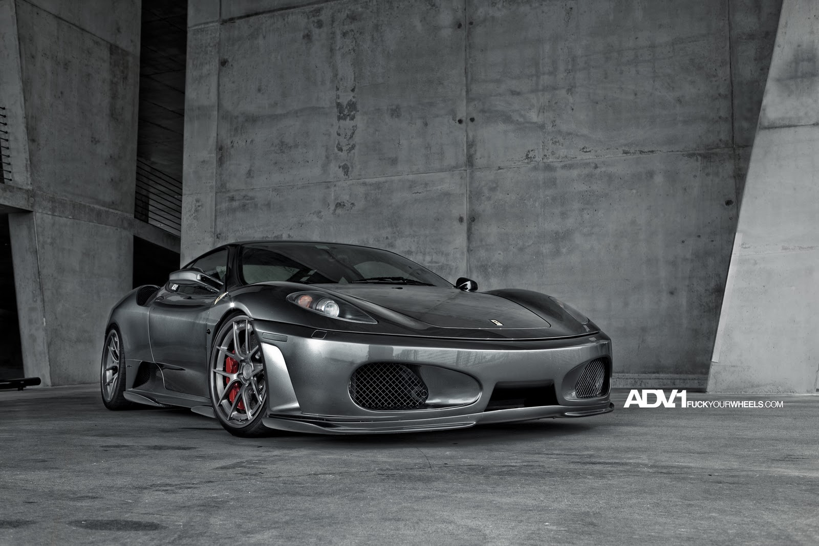 ADV1 Wheels Ferrari F430