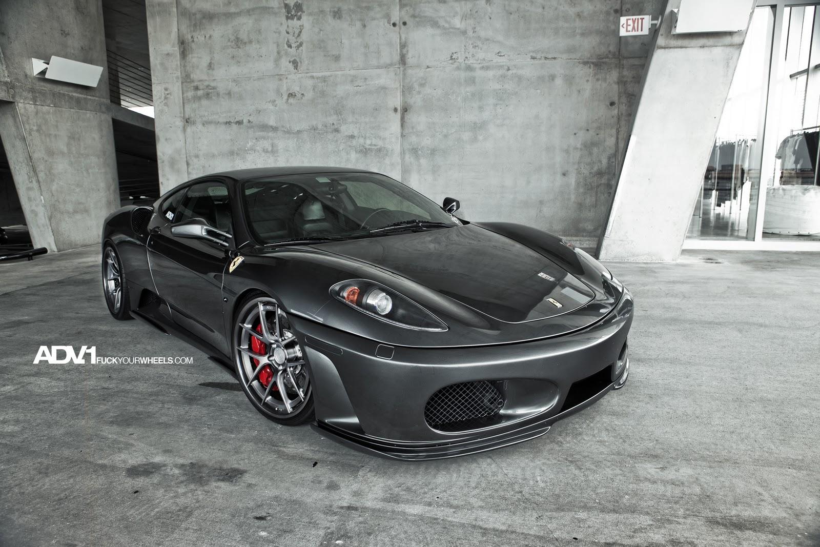 Adv 1 Wheels Ferrari F430 Ebeasts Com