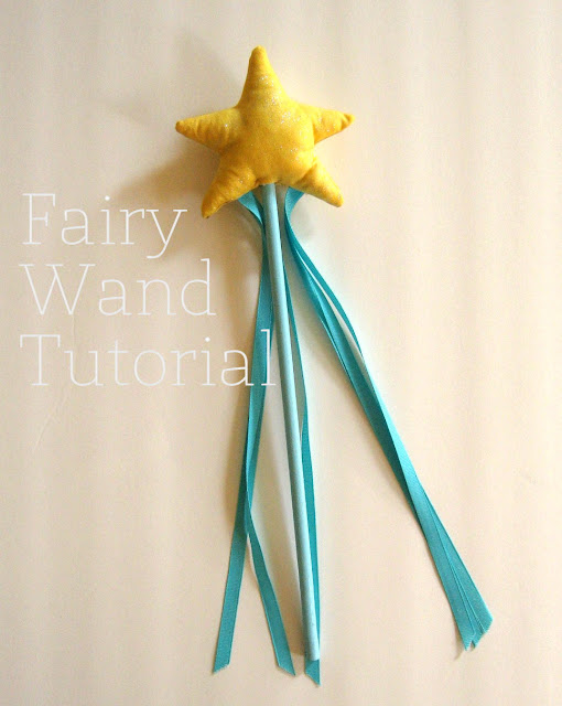 Fairy wand tutorial crafts ideas crafts for kids for Princess wand craft kit