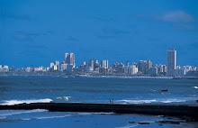 Espigón en Mar del Plata
