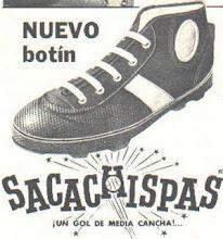 El botín Sacachispas