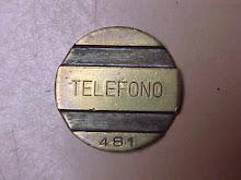 """El """"cospel"""" telefónico"""