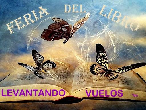 """Feria del Libro """"Levantando vuelos"""""""