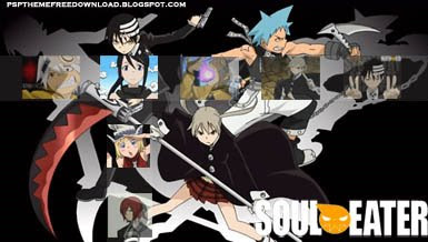 soul eater theme for - photo #2