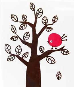 العصـــفور الصغيـــر Bird_tree