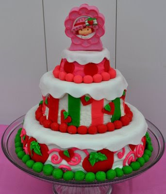 La Fiesta De Tu Hija Decorando La Celebraci  N Con Rosita Fresita