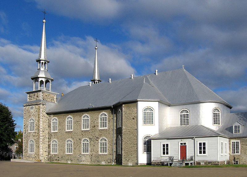 New liturgical movement some historic churches of qu bec for Architecture quebec