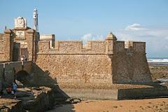 Castillo de San Sebastián.