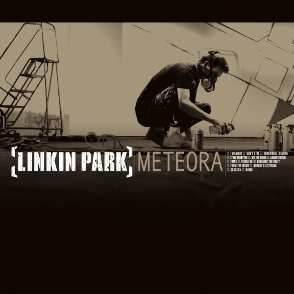 GUITAR CHORD and LYRIC SONG: Linkin Park - Numb (Meteora)