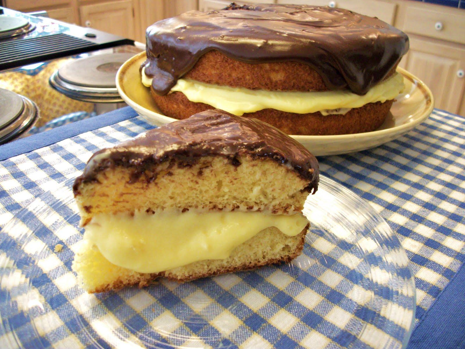 Pillsbury Boston Cream Pie Cake Mix