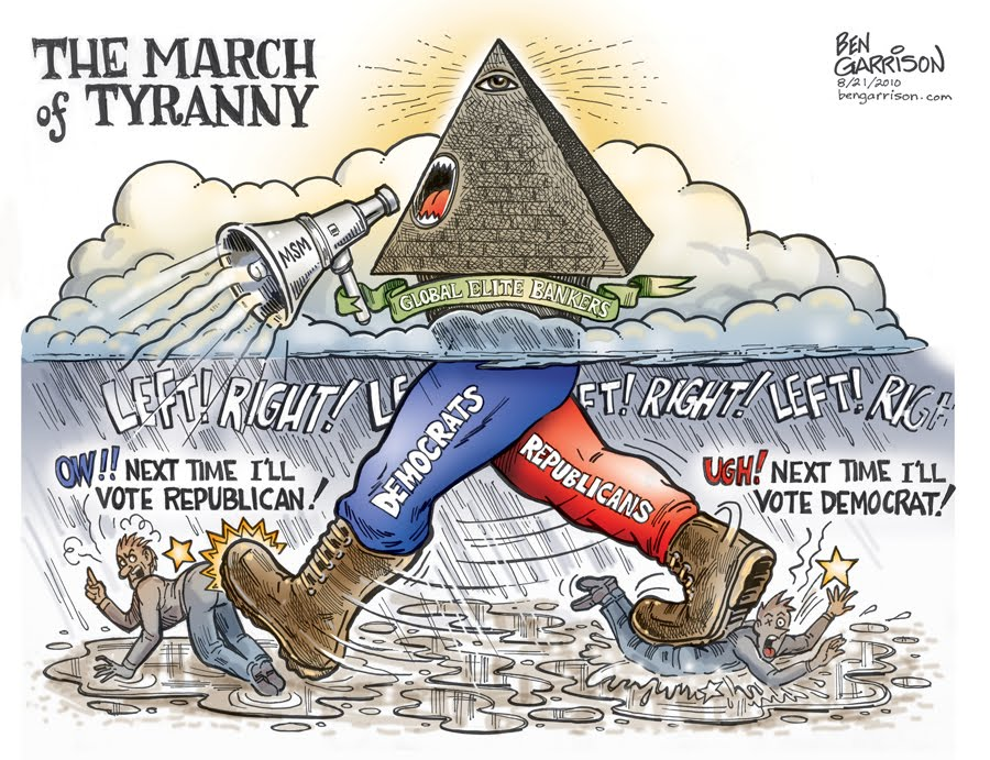march of tyranny