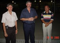 *** Dia Internacional do ATCO *** ********* Manaus 2003 *********