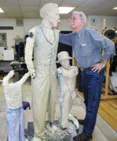 [Jeff+Davis+Tredegar+Statue]