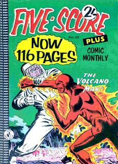 3 Australian Comics: Superhero Albums - Murray Comics 1970's Batman Superman +